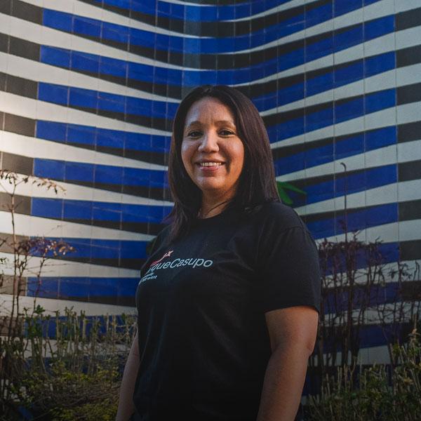Andreina Quevedo - Directora de Finanzas TEDxParqueCasupo