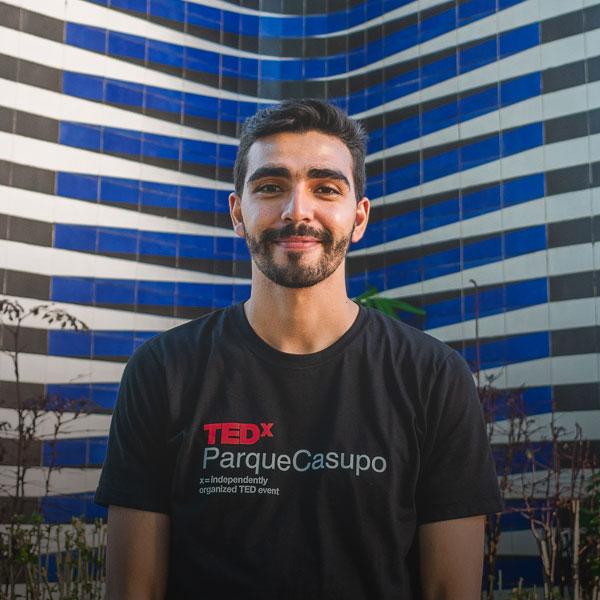 Elías Mora - Analista de Alianzas TEDxParqueCasupo