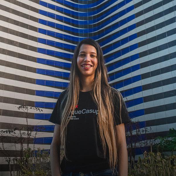 Gabriella Rumbos Curadora TEDxParqueCasupo